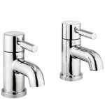 usion basin pillar taps (pair)