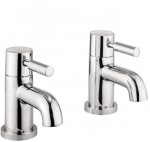 usion bath pillar taps (pair)